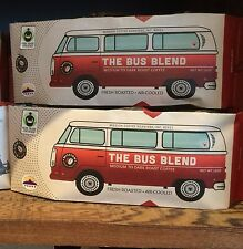 VW Camper Van Bus Fresh Roasted Coffee