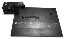 IBM ThinkPad Lenovo Type 2504 41W6562 Laptop Docking Station S/N: M1081GK