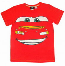 ORIGINAL TEE-SHIRT DISNEY CARS MC QUEEN H&M 4-6 ANS