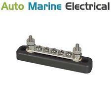 Auto & Marine Power Distribution Bus Bar 5 Way Screw - 100A