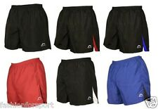 """More Mile Baggy 5"""" Mens Running Sports Shorts - Gym Fitness Exercise XS-XXL"""