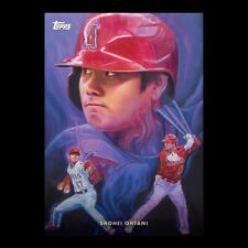 2021 TOPPS Game Within The Game # 12 SHOHEI OHTANI Los Angeles Angels