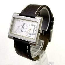 RARE,UNIQUE Men's TRAVEL Watch FASTRACK 1391SSA. Dual Time.