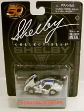 1965 '65 SHELBY COBRA DAYTONA COUPE #98 DIECAST 50 YEARS COLLECTIBLES RARE