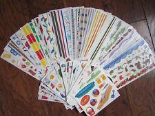 Creative Memories Great Lengths and Block Sticker Assortment