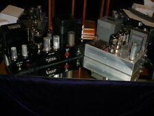 Pair Dynaco MKIII Tube Amp Clones A-430 Transformers 6550/KT88 GZ34 6AN8 Tubes