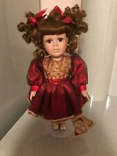 Collectors & Choice Porcelain Collectible Doll