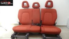 MERCEDES-BENZ w168 Clase A asiento trasero completo