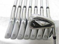 Used RH Mizuno JPX 825 Pro Forged Iron Set 4-P,G Regular Flex Steel Shafts