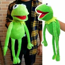 "Kids Birthday Xmas Gift 22"" Kermit the Frog Hand Puppet Soft Plush Doll Toy Us"