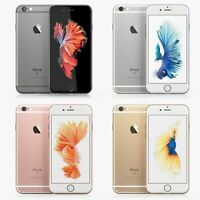 FULLY UNLOCKED iPhone 6s | 16GB 32GB 64GB 128GB | Gray Rose Gold Silver GSM+CDMA