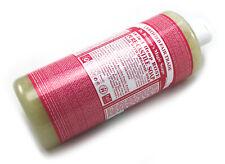 Dr. Bronner'S Magic Soaps 18 In 1 Hemp Rose Pure Castile Soap Fair Trade 32 Oz
