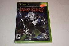Blood Omen 2 Legacy of Kain Microsoft Xbox Video Game New Sealed