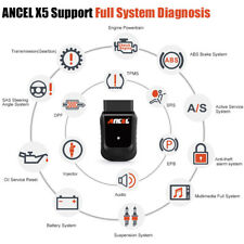 Automotive OBD2 ABS SRS DPF Reset Diagnostic Scan Tool All System WIFI Scanner