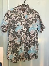 Ben Sherman hawaiian style short sleeve shirt in size S