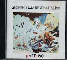 DIRE STRAITS - Alchemy Live Part 2 - CD *West Germany Vertigo Red Swirl Label*