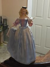 Franklin Mint Porcelain Figurines Princess Of Ice Palace & Glass Mountain L@k!