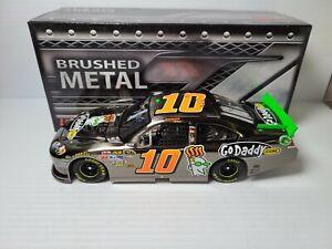 2012 Danica Patrick #10 GoDaddy.com Brushed Metal Chevy 1:24 NASCAR Action MIB