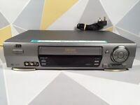 JVC HR-J665 VHS VCR Video Cassette Player Recorder 🛠Spares + Repaire