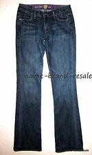 RICH & SKINNY Rich Boot Jeans Womens 27 x 34 Dark Denim Bootcut