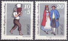 DDR Mi.-Nr. 2882-2883 postfrisch Nat. Briefmarkenausstellung Halle