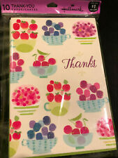 Hallmark Thank You Cards - Pack of 10