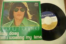"""TONY RONALD""""LAZY DAYS-disco 45 giri VARIETY italy 1974"""""""