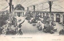 NIZA - El vestíbulo de la casino municipal