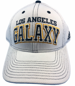 Los Angeles Galaxy MLS Adidas Adjustable Hat Brand New