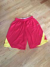 Nike Basketball Team China Shorts Size Large