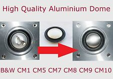 B&W CM1 CM5 CM7 CM8 CM9 CM10 Dome Replacement Diaphragm Tweeter Coil Speaker