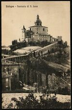 AX0156 Bologna - Città - Santuario di San Luca - 1927 Old postcard