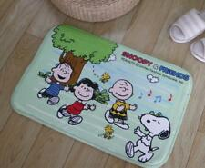 "Cute Snoopy Peanuts Soft Home Bathroom Doormat Floor Mat Rug Pad 23.6""x15.7​"""