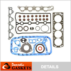 Fits 99-02 Daewoo Lanos 1.6L DOHC Full Gasket Set A16