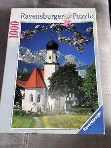Ravensburger puzzle 1000 teile gebraucht