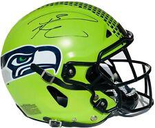 PSA/DNA Seahawks #3 RUSSELL WILSON Autographed VICIS Authentic Helmet AUTO PROOF