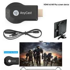 Anycast 4K M9+ Air Play HDMI TV Stick WIFI Empfänger Anzeigen Dongle Streamer GE