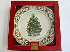 Lenox 1999 Trees Around The World Plate Mexico - New in Box - Box not perfect
