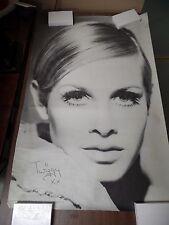 "Tiggy Huge 24x36"" Vintage 1967 Original Poster P9"