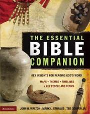 The Essential Bible Companion: Key Insights for Reading God's Word (Essential B