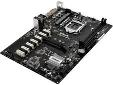 ASRock H110 Pro BTC+ LGA 1151 Intel H110 SATA 6Gb/s USB 3.0 ATX Intel for Crypto