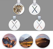Multi Boot Mac OS X 10.8.5 to 10.14.6  on 64GB USB Flash Drive
