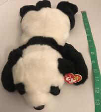 "TY ""Peking the Panda"" Beanie Buddy 1998 Vintage Retired Plush Toy"