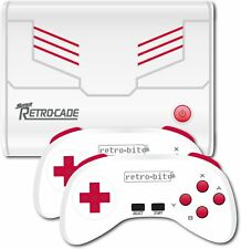 Retro-Bit Super RetroCade Plug & Play Retro Game Console Builtin over 90 Games