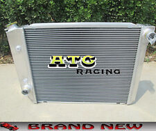 56mm Aluminum Radiator Ford Falcon XA XB XC XD XE Fairmont Cleveland 302/351 V8