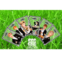 6pcs/set Kpop NCT Dream HD Collective Photocard We Boom PVC Clear Photo Card