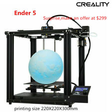 Newest Creality Ender 5 3D Printer 220X220X300mm 24V 2020
