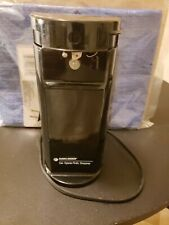 Black & Decker Extra Tall Can Opener w/ Knife Sharpener * Good Condition *
