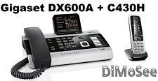 ►► Gigaset DX600A ISDN + 1 Mobilteil C430H ◄◄