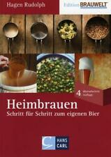 Heimbrauen von Hagen Rudolph (2017, Taschenbuch)